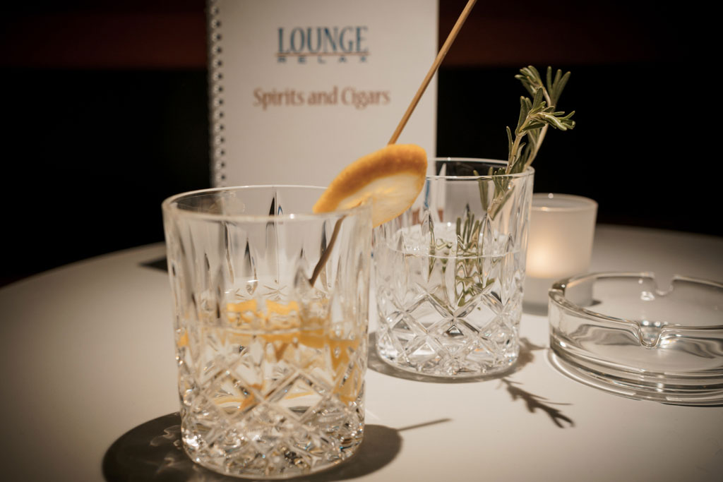 Lounge Relax - Gin