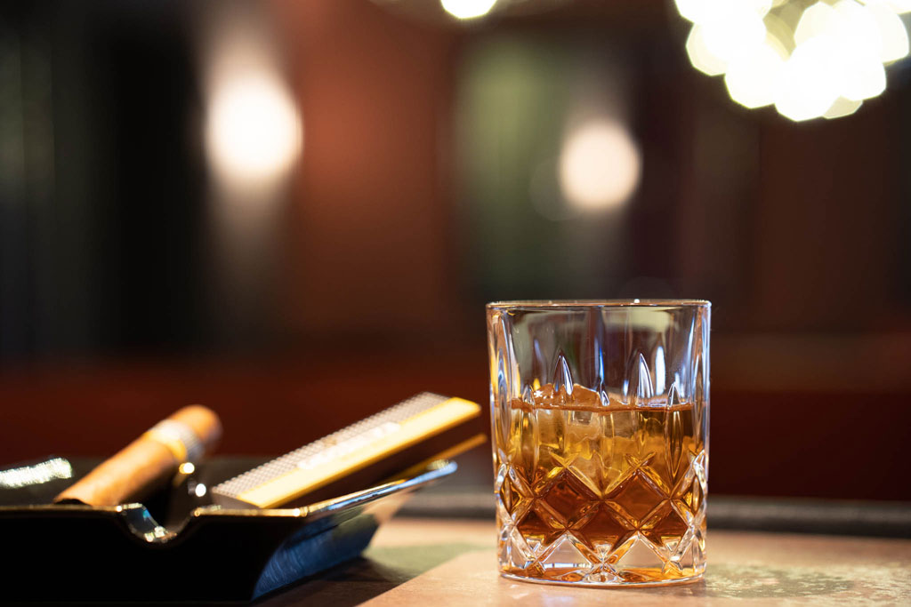 Lounge Relax - Whiskey